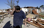 House hit by tornado