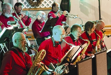 Married couple Swing into Spring with big band extravaganza– Image 1