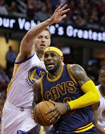 Cavaliers lose to Pacers without James, Irving-Image1