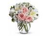Teleflora florists hand deliver with care!