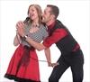 Brent and Sarah Comedy Magic Sho