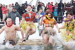 Sunday temperatures should warm for Orillia dip: organizers