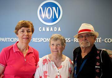 VON stroke support