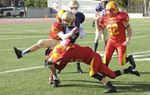 Nelson Lords win Halton Jr. Tier1 Football Championship
