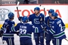 Canucks stay perfect, down Sabres 2-1-Image1