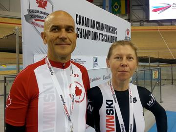 From novice to national champ in a year: Milton's Dekina wins masters cycling title