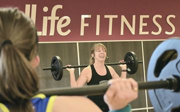 Two-storey fitness centre now open for business