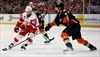 John Gibson leads Ducks' dominance in 2-0 win over Red Wings-Image5