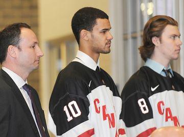 World Junior A Challenge hockey hosts