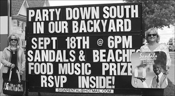 'Party Down South In Our Backyard' coming– Image 1