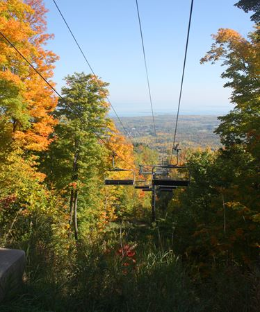 Top 6 places to see the fall colours in Simcoe County