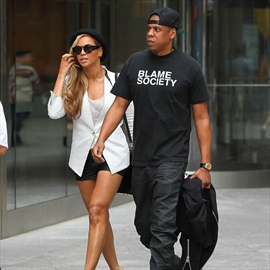 Beyoncé and Jay Z 'newlyweds' at Solange's wedding-Image1