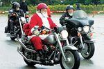 Santa himself takes part in Huronia toy run