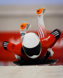 Canada's Vathje wins skeleton World Cup gold-Image1