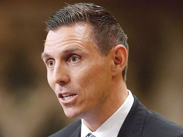 Simcoe County won't be afterthought under PC government: Patrick Brown