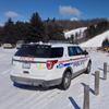 Ski accident at Lakeridge