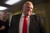 ROB FORD DIAGNOSED WITH CANCER