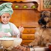 Include your pet in your holiday baking