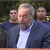 Mulcair promises $9 million in natural disaster funding