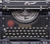 VIDEO: Take a look inside Nick's typewriter shop