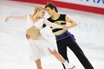 Mackenzie Bent and Dmitre Razgulajevs