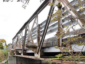 Seagrave bridge over Nonquon is closed