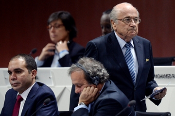Blatter says vote for Russia, Qatar the root of FIFA crisis-Image1