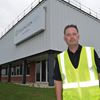 Glass plant looks to the future
