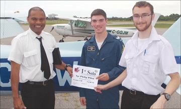 Smiths Falls teen rides the skies– Image 1