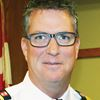 Clearview Township fire chief Colin Shewell