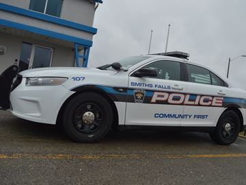 Smiths Falls Police reports