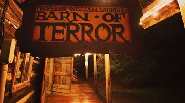 Saunders Farm Fright Fest Nights