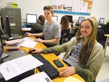 Students get taste of real-world deadlines in tech challenges