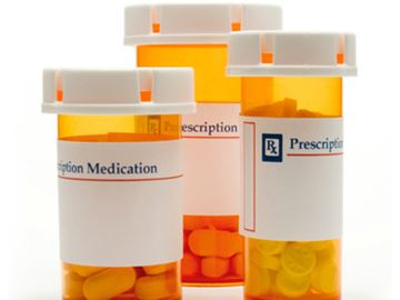 Safely dispose of old pills