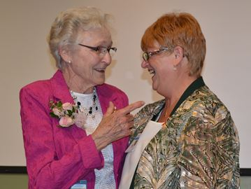 RVH auxiliary honours work of its volunteers in Barrie