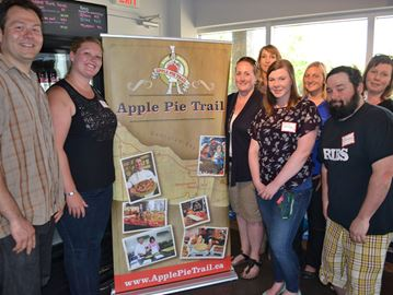 The Blue Mountains Apple Trail launched