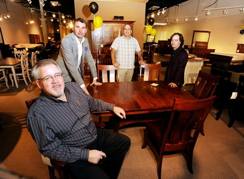 Amish Furniture Store Opens New Location In Mississauga