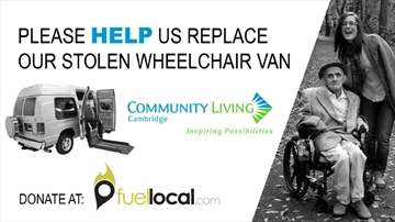 Fundraising campaign at FuelLocal