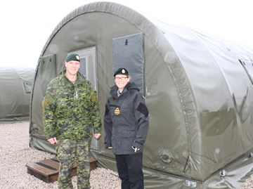 Syrian refugees won't be coming to Meaford base