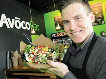 Healthy Fast Food Barrie