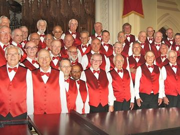 Orillia's St. Paul's hosts Canadian Orpheus Male Choir