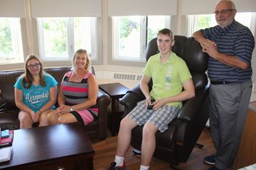 New room for palliative care
