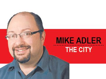 Mike Adler: The City