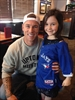 BRETT LAWRIE AND AMELIA