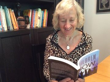Waterdown author launches first young adult novel