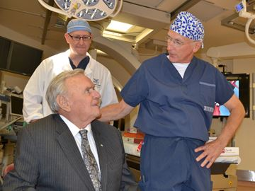 Barrie's RVH gets largest donation in hospital's history