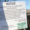 Stop work on West Scugog Lane development