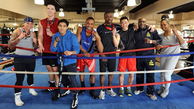Local fighters win silver gloves championships
