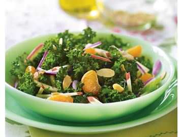 Go green this spring: a focus on kale