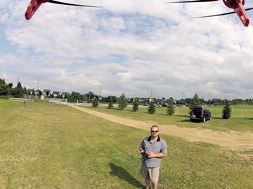 Drones opening up skies, causing concerns in Barrie